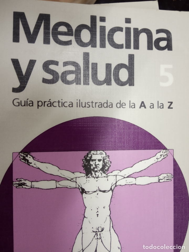 MEDICINA Y SALUD -CIRCULO -16 TOMOS (Libros de Segunda Mano - Ciencias, Manuales y Oficios - Medicina, Farmacia y Salud)