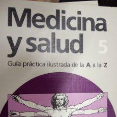 Libros de segunda mano: MEDICINA Y SALUD -CIRCULO -16 TOMOS . Lote 171092015
