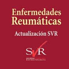 Libros de segunda mano: ENFERMEDADES REUMÁTICAS. ACTUALIZACIÓN SVR. EDICIÓN 2008. SOCIEDAD VALENCIANA DE REUMATOLOGÍA. Lote 171243809