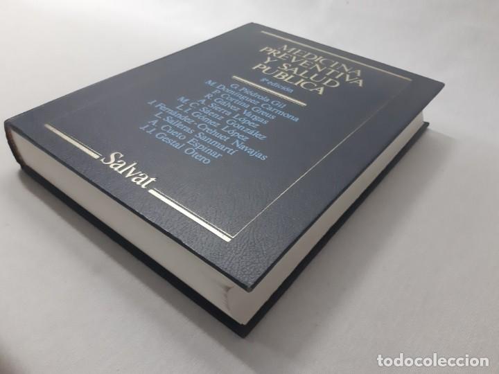 Libros de segunda mano: Medicina preventiva y salud pública por Gonzalo Piédrola Gil (1988) - Piédrola Gil, Gonzalo - Foto 3 - 170996474