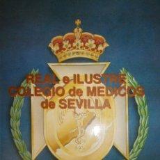 Libros de segunda mano: ANUARIO 1991 REAL E ILUSTRE COLEGIO DE MEDICOS DE SEVILLA RAFAEL BARROSO GUERRA. Lote 171416744
