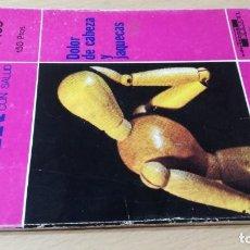 Libros de segunda mano: VIVIR CON SALUD/ 165/ HOMEOPEATICA NATURAL O ALTERNATIVAI-104. Lote 171455598