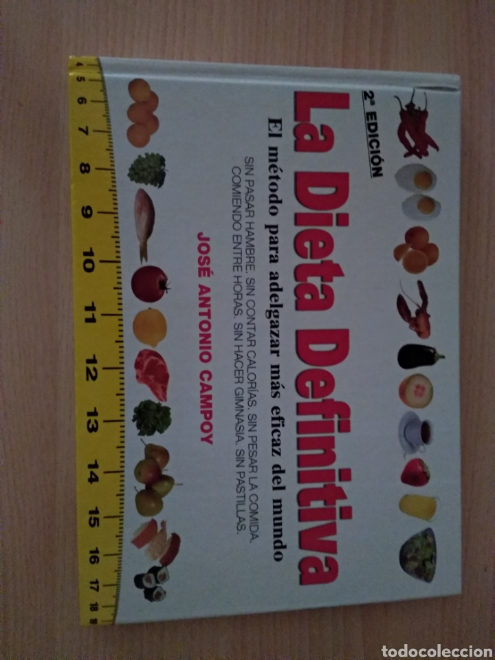 Libro adelgazar sin dietas metodo martins
