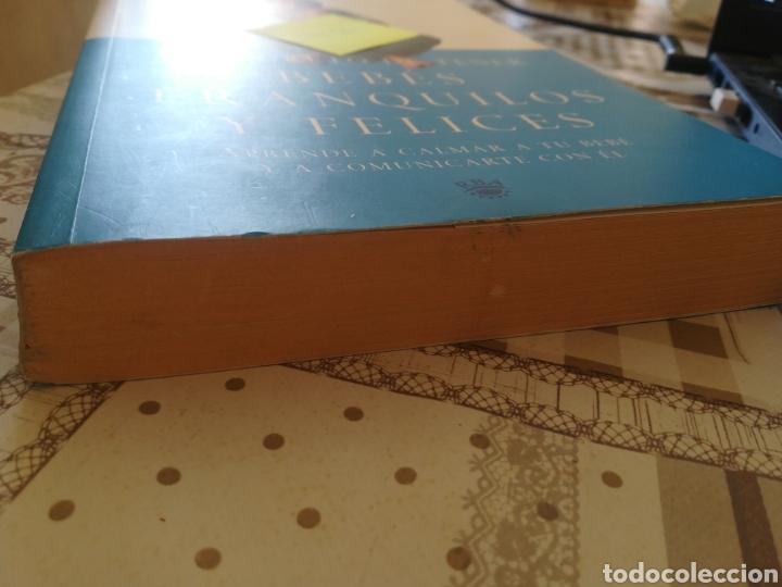 Libros de segunda mano: El secreto de tener bebés tranquilos y felices - Tracy Hogg y Melinda Blau - Foto 4 - 171888610