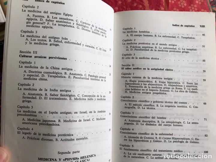 Libros de segunda mano: Historia de la medicina. Pedro Laín Entralgo. Masson - Foto 5 - 171969415