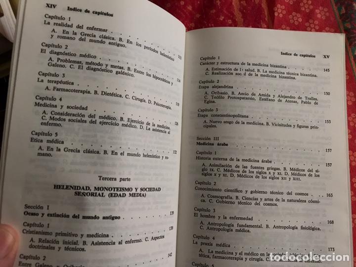 Libros de segunda mano: Historia de la medicina. Pedro Laín Entralgo. Masson - Foto 6 - 171969415