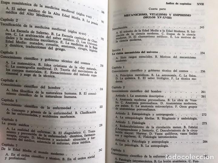 Libros de segunda mano: Historia de la medicina. Pedro Laín Entralgo. Masson - Foto 7 - 171969415