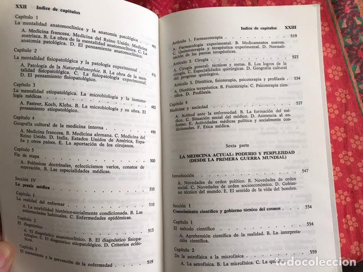 Libros de segunda mano: Historia de la medicina. Pedro Laín Entralgo. Masson - Foto 10 - 171969415