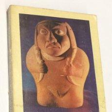 Libros de segunda mano: AÑO 1978 - KAUFFMMANN DOIG, FEDERICO. COMPORTAMIENTO SEXUAL EN EL ANTIGUO PERÚ - ERÓTICA SEXUALIDAD. Lote 172092890
