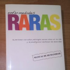 Libri di seconda mano: VARIOS AUTORES - ENFERMEDADES RARAS - LOQUENOEXISTE / FEDER, 2009. Lote 172112875