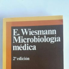 Libros de segunda mano: MICROBIOLOGÍA MEDICA SALVAT. Lote 172259555