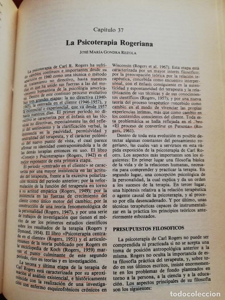 Libros de segunda mano: MANUAL DE PSIQUIATRÍA (DE RIVERA / VELA / ARANA) EDITORIAL KARPOS - Foto 13 - 172699453