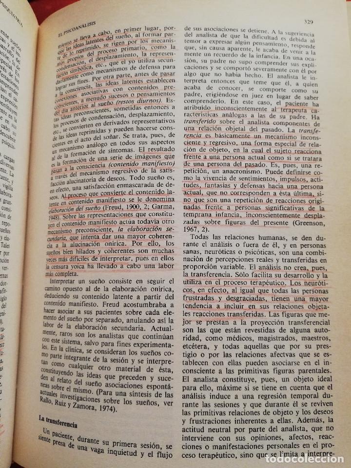 Libros de segunda mano: MANUAL DE PSIQUIATRÍA (DE RIVERA / VELA / ARANA) EDITORIAL KARPOS - Foto 14 - 172699453