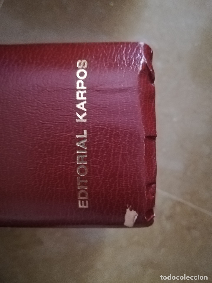 Libros de segunda mano: MANUAL DE PSIQUIATRÍA (DE RIVERA / VELA / ARANA) EDITORIAL KARPOS - Foto 20 - 172699453