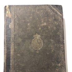Libros de segunda mano: FARMACOPEA OFICIAL ESPAÑOLA. SEPTIMA EDICION. MADRID, 1915. PAGINAS: 708.. Lote 172992649