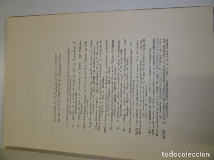 Libros de segunda mano: Vida do eritrocito humano - Carvao Gomes 1957 - Foto 2 - 173059762