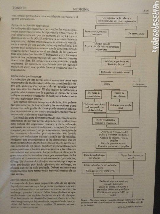 Libros de segunda mano: Libro SCIENTIFIC AMERICAN MEDICINA VOLUMEN 3 . ENDOCRINO, METABOLISMO,NEUROLOGIA,PSIQUIATRIA... - Foto 10 - 173813402