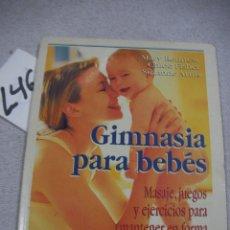 Libros de segunda mano: GIMNASIA PARA BEBES . Lote 173993984