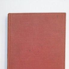 Libros de segunda mano: LECCIONES DE FISIOLOGIA GENERAL. BIOQUIMICA ESTATICA. ANDRES PIE. EDITORIAL JIMS 1958. TDK415. Lote 175023030