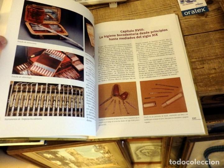Libros de segunda mano: HISTORIA GENERAL DE LA HIGIENE BUCODENTARIA / BUCODENTAL - ODONTOLOGÍA / DENTISTAS - JULIO GONZÁLEZ - Foto 2 - 175503024