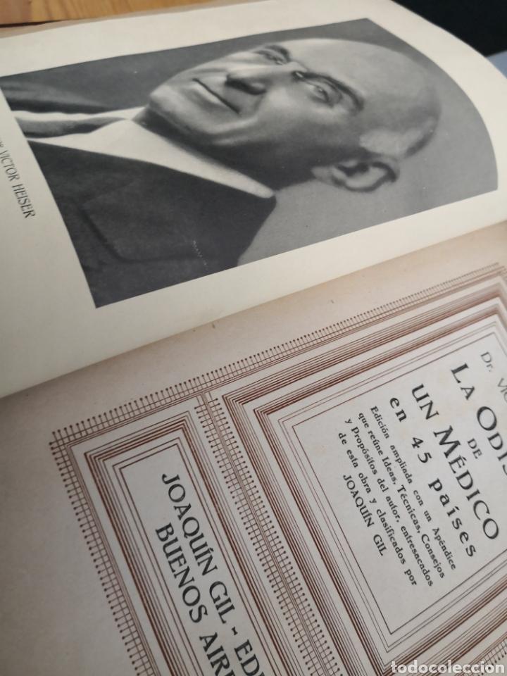 Libros de segunda mano: La odisea de un médico en 45 países V. Heiser edición numerada - Foto 4 - 175575144