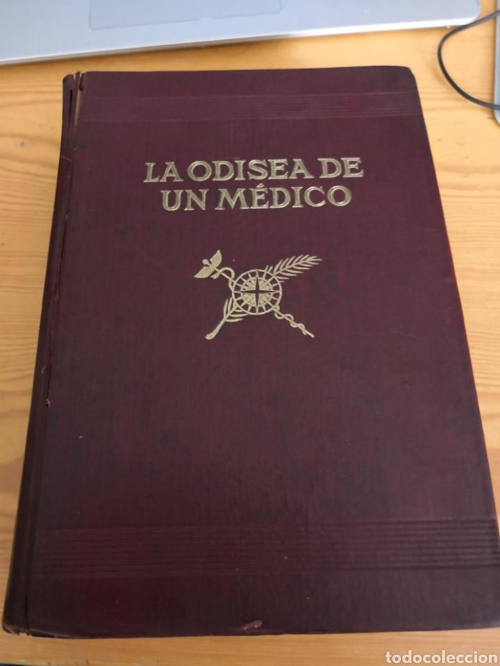 LA ODISEA DE UN MÉDICO EN 45 PAÍSES V. HEISER EDICIÓN NUMERADA (Libros de Segunda Mano - Ciencias, Manuales y Oficios - Medicina, Farmacia y Salud)