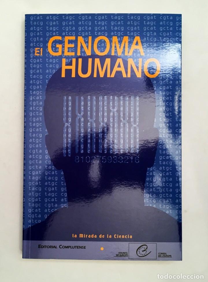 Libros de segunda mano: EL GENOMA HUMANO - LA MIRADA DE LA CIENCIA, EDITORIAL COMPLUTENSE - GENÓMICA, BIOLOGÍA, MEDICINA - Foto 3 - 176218245