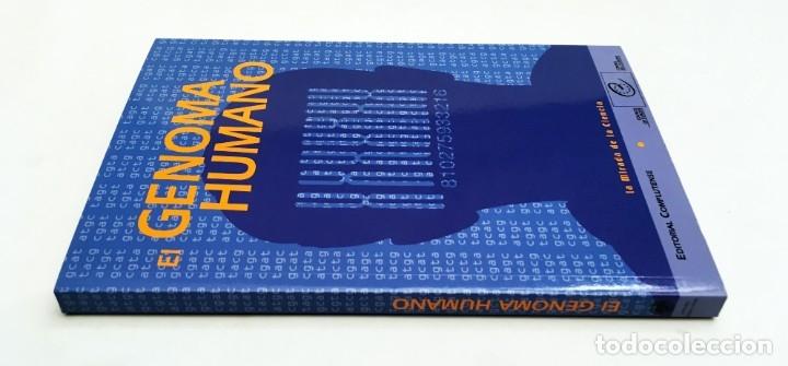 Libros de segunda mano: EL GENOMA HUMANO - LA MIRADA DE LA CIENCIA, EDITORIAL COMPLUTENSE - GENÓMICA, BIOLOGÍA, MEDICINA - Foto 6 - 176218245