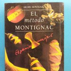 Libros de segunda mano: EL MÉTODO MONTIGNAC. ESPECIAL MUJER. MICHEL MONTIGNAC. MUCHNIK EDITORES S.A.. Lote 176251033