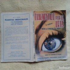 Libros de segunda mano: DIAGNOSTICO POR EL IRIS - D. VANDER. Lote 176283443