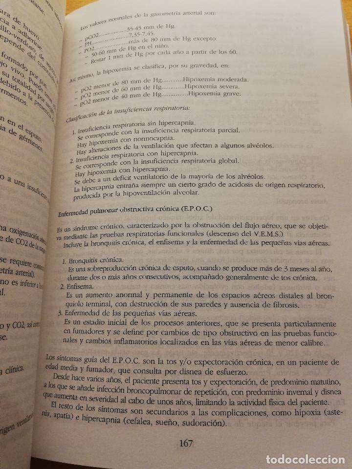 Libros de segunda mano: MANUAL DEL TÉCNICO EN CUIDADOS AUXILIARES DE ENFERMERÍA (JOSÉ ÁNGEL PEÑA BAYO) - Foto 6 - 176648400