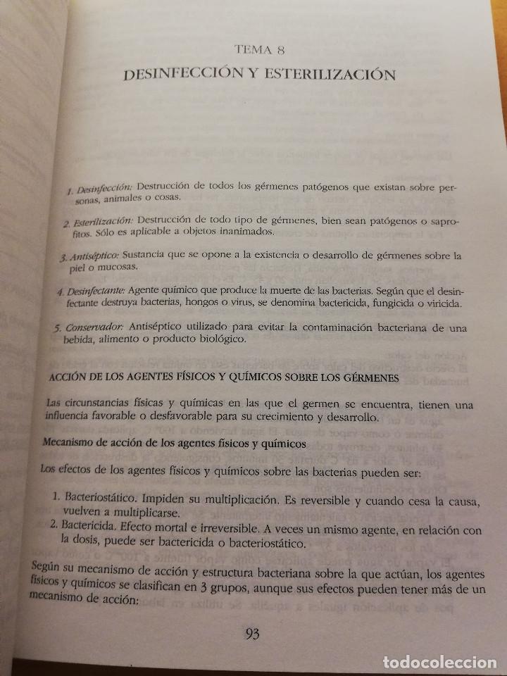 Libros de segunda mano: MANUAL DEL TÉCNICO EN CUIDADOS AUXILIARES DE ENFERMERÍA (JOSÉ ÁNGEL PEÑA BAYO) - Foto 7 - 176648400