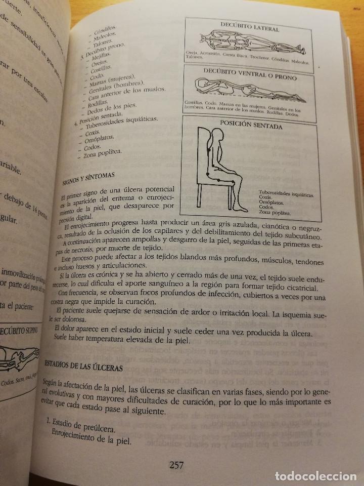 Libros de segunda mano: MANUAL DEL TÉCNICO EN CUIDADOS AUXILIARES DE ENFERMERÍA (JOSÉ ÁNGEL PEÑA BAYO) - Foto 9 - 176648400