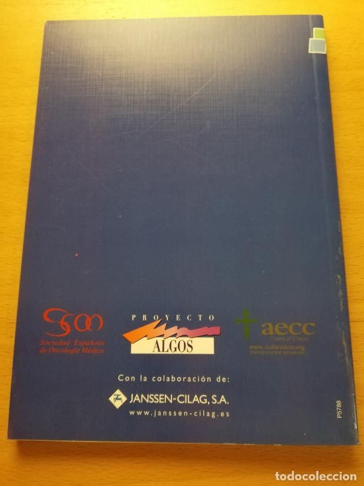 Libros de segunda mano: EL DOLOR EN EL PACIENTE ONCOLÓGICO. GUÍA PARA PACIENTES Y FAMILIARES - Foto 6 - 176648538