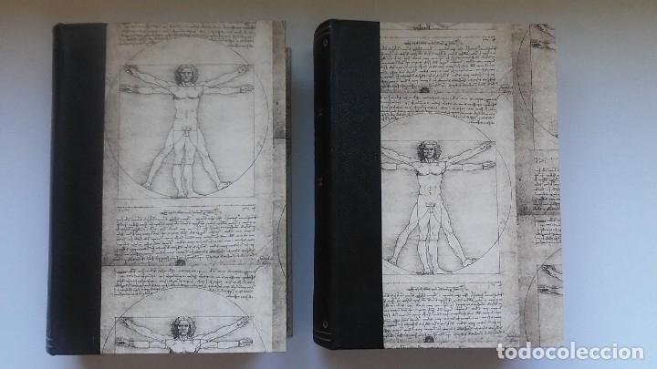 Libros de segunda mano: Nuevo diccionario médico (1987). Planeta Agostini. Medicina. Encuadernación artesanal. - Foto 5 - 176858507