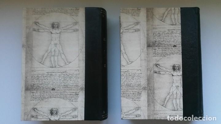 Libros de segunda mano: Nuevo diccionario médico (1987). Planeta Agostini. Medicina. Encuadernación artesanal. - Foto 6 - 176858507