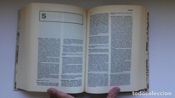 Libros de segunda mano: Nuevo diccionario médico (1987). Planeta Agostini. Medicina. Encuadernación artesanal. - Foto 14 - 176858507