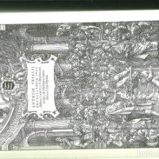 Libros de segunda mano: DE CORPORIS HUMANI FABRICA LIBRI FEPTEM. ANDREAE VESALII. Lote 176932304