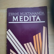 Libros de segunda mano: MEDITA. Lote 176955610