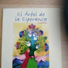 Libros de segunda mano: EL ARBOL DE LA ESPERANZA CUENTOS. Lote 176956129