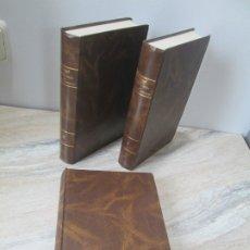 Libros de segunda mano: TEXTURA DEL SISTEMA NERVIOSO DEL HOMBRE Y DE LOS VERTEBRADOS. TOMO I-II-III. RAMON Y CAJAL. 1992.. Lote 177408608
