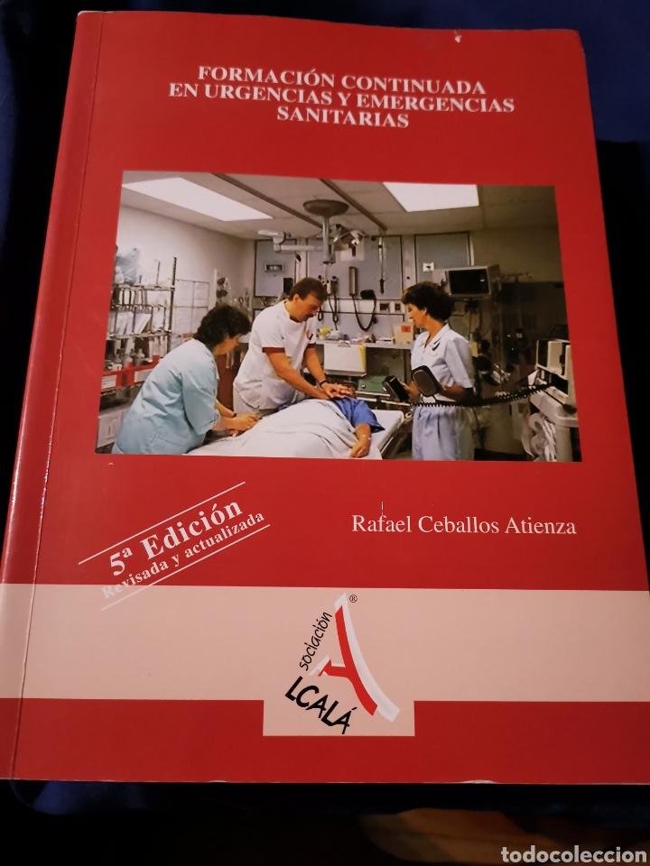 FORMACIÓN CONTINUA EN URGENCIAS Y EMERGENCIAS SANITARIAS (Libros de Segunda Mano - Ciencias, Manuales y Oficios - Medicina, Farmacia y Salud)