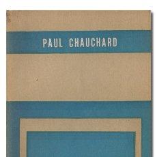 Libros de segunda mano: CHAUCHARD (PAUL).– LA QUÍMICA DEL CEREBRO. EDITORIAL PAIDÓS, 1960. Lote 177820673