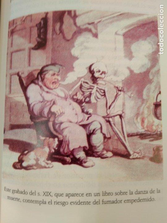 Libros de segunda mano: TABACO Y ENFERMEDAD RESPIRATORIA. Estudio histórico, relatos y ... VV.AA. ISBN 8488865813. - Foto 4 - 178147002