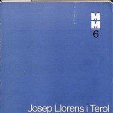 Libros de segunda mano: ANTIBIÒTICS EN PEDIATRIA - JOSEP LLORENS I TEROL - EDICIONS 62 - MONOGRAFIES MÈDIQUES. Lote 178694157