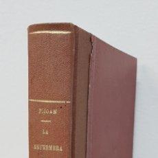 Libros de segunda mano: LA ENFERMERA MODERNA. CONOCIMIENTOS NECESARIOS PARA EL CUIDADO DE ENFERMOS - DR. B. PIJOAN - ARTE Y . Lote 178702267