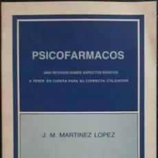 Libros de segunda mano: PSICOFARMACOS. Lote 179132238