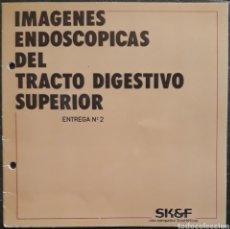 Libros de segunda mano: FASCICULO N°2 IMAGENES ENDOSCOPICAS DEL TRACTO DIGESTIVO SUPERIOR 1979. Lote 179134886