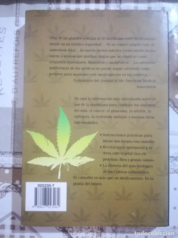 Libros de segunda mano: Cannabis para la salud - Chris Conrad - Foto 2 - 179191093