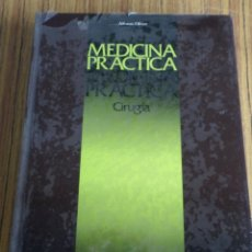 Libros de segunda mano: 4 TOMOS / MEDICINA PRACTICA - CIRUGÍA / ALFONSO OLIVER . Lote 179244458